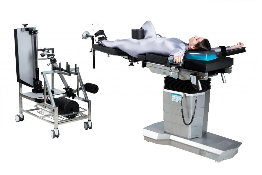 Przystawka ortopedyczna ES